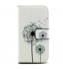 Husa de protectie tip carte pentru Samsung A3,  Dandelion
