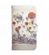 Husa de protectie tip carte pentru Sony Xperia Z3 Compact,  Balloons