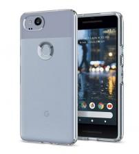 Husa Google Pixel 2 Slim TPU, Transparenta