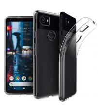 Husa Google Pixel 3A Slim TPU, Transparenta