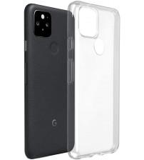 Husa Google Pixel 5 Slim TPU, Transparenta