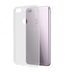 Husa HTC Desire 12 Plus Slim TPU, Transparenta