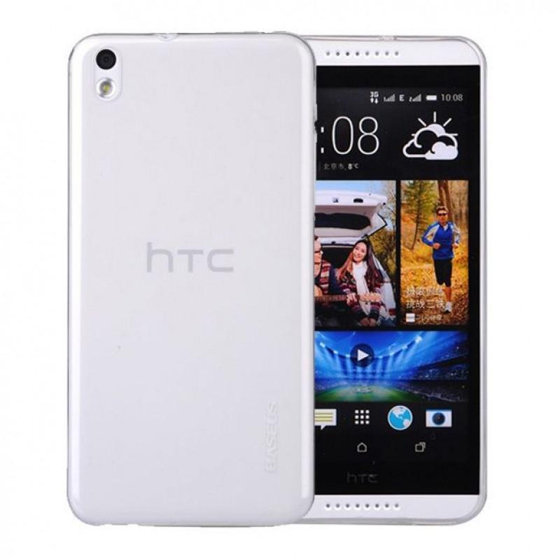 Husa HTC Desire 816 transparenta, Huse HTC - TemperedGlass.ro