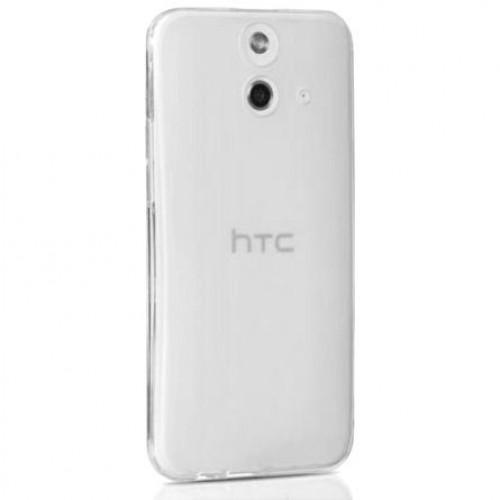 Husa HTC E8 transparenta, Huse HTC - TemperedGlass.ro