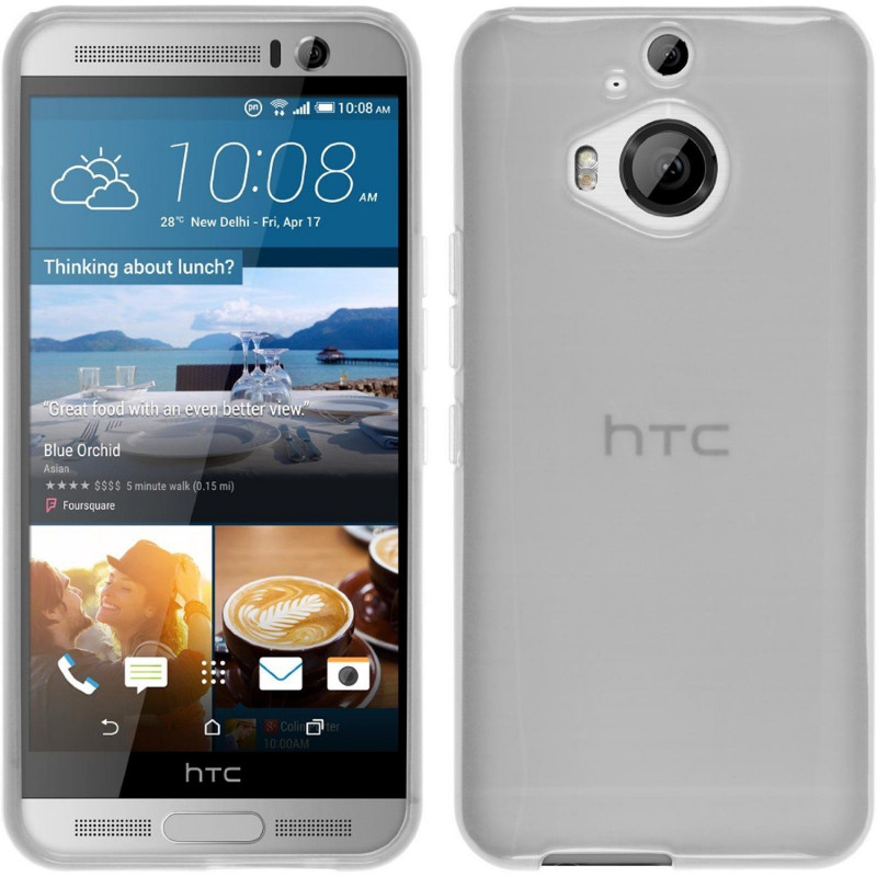 Husa HTC One M9 Plus transparenta, Huse HTC - TemperedGlass.ro