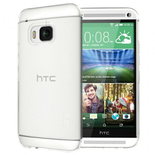 Husa HTC One M9 transparenta, Huse HTC - TemperedGlass.ro