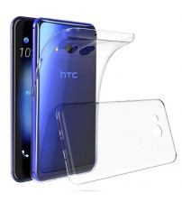 Husa HTC U Ultra Slim TPU, Transparenta