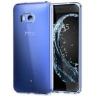 Husa HTC U11 Plus Slim TPU, Transparenta
