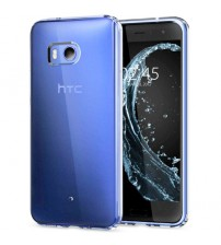 Husa HTC U11 Life Slim TPU, Transparenta
