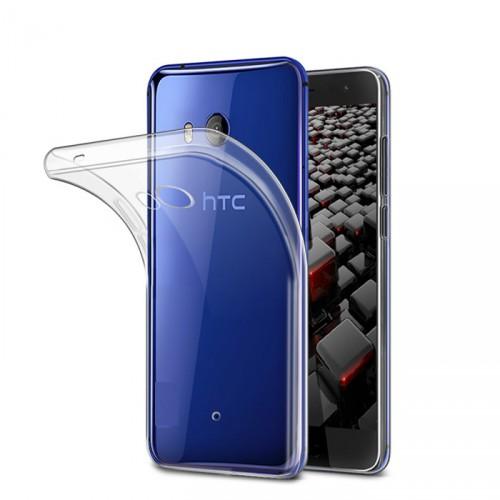 Husa HTC U11 transparenta, Huse HTC - TemperedGlass.ro
