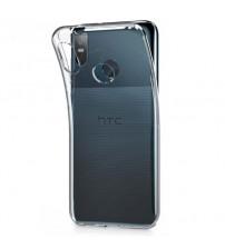 Husa HTC U12 Life Slim TPU, Transparenta