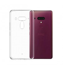 Husa HTC U12 Plus Slim TPU, Transparenta