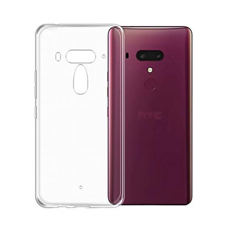 Husa HTC U12 Plus transparenta, Huse HTC - TemperedGlass.ro