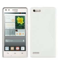Husa Huawei Ascend G6 Slim TPU, Transparenta