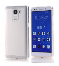 Husa Huawei Honor 7 Slim TPU, Transparenta