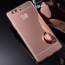 Husa Huawei P30 Oglinda Luxury, Rose Gold