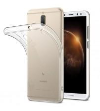 Husa Huawei Mate 10 Lite Slim TPU, Transparenta