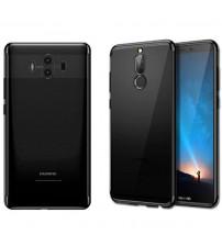 Husa Huawei Mate 10 Lite TPU Elegance, Black