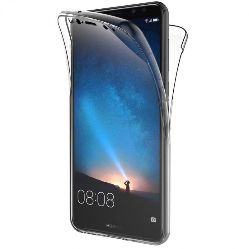 Husa Huawei Mate 10 Lite TPU Full Cover 360, Transparenta