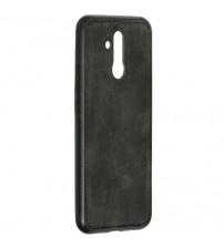 Husa Huawei Mate 20 Lite Denim Magnet TPU, Black