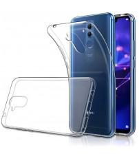 Husa Huawei Mate 20 Lite TPU Full Cover 360 (fata+spate), Transparenta