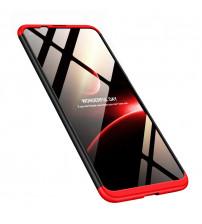 Husa Huawei Nova 5T GKK, Black-Red