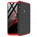 Husa Huawei P Smart 2019 GKK Full Cover 360, Black-Red