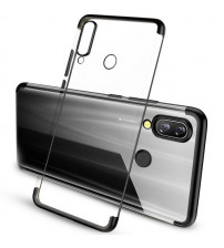 Husa Huawei P Smart 2019 TPU Elegance, Black