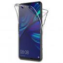 Husa Huawei P Smart 2019 TPU Full Cover 360 (fata+spate), Transparenta