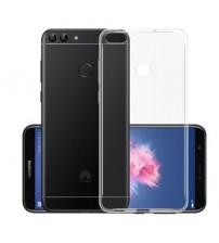 Husa Huawei P Smart Slim TPU, Transparenta