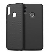 Husa Huawei P Smart Z Gel TPU Fiber, Black