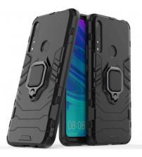 Husa Huawei P Smart Z Magnet Slim Ring, Black