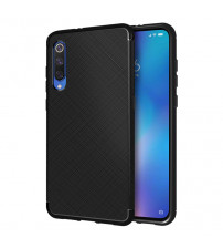 Husa Asus Zenfone Max Pro M1 Gel TPU Fiber, Black