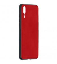 Husa Huawei P10 Lite Denim Magnet TPU, Red