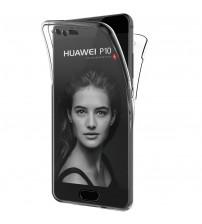 Husa Huawei P10 TPU Full Cover 360 (fata+spate), Transparenta