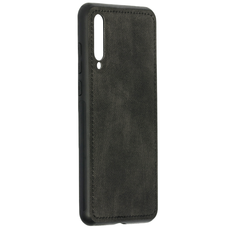 Husa Huawei P20 Pro Denim Magnet TPU, Black - TemperedGlass.ro