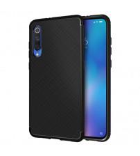 Husa Huawei Y6 2019 Gel TPU Fiber, Black