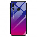 Husa Huawei P20 Pro Gradient Glass, Blue-Purple