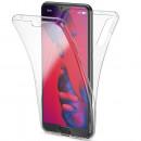 Husa Huawei P20 Pro TPU Full Cover 360 (fata+spate), Transparenta