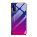 Husa Huawei P30 Lite Gradient Glass, Blue-Purple