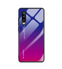 Husa Huawei P10 Gradient Glass, Blue-Purple