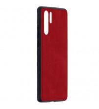 Husa Huawei P30 Pro Denim Magnet TPU, Red