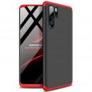 Husa Huawei P30 Pro GKK, Black-Red