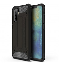 Husa Huawei P30 Pro Rigida Hybrid Shield, Black