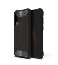 Husa Huawei P30 Rigida Hybrid Shield, Black