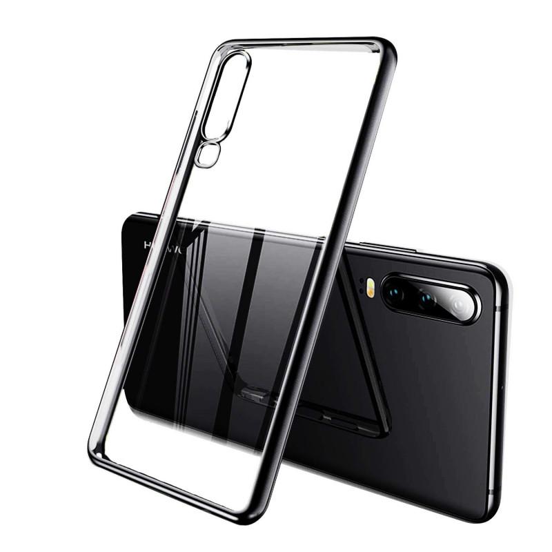 Husa Huawei P30 TPU Elegance, Black - TemperedGlass.ro
