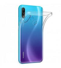 Husa Huawei P40 Lite E Slim TPU, Transparenta