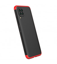 Husa Huawei P40 Lite GKK, Black-Red