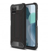 Husa Huawei P40 Lite Rigida Hybrid Shield, Black