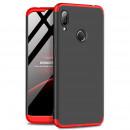 Husa Huawei Y6 2019 GKK, Black-Red